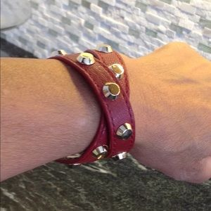 Michael Kors studded bracelet
